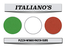 Italiano's New York Pizza offers Delivery or Pickup to the Schenectady area