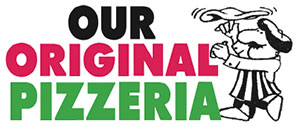 Our Original Pizzeria offers Delivery or Pickup to the Schenectady area